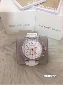 Relógio Michael Kors Mk8577 Original Completo Com Caixa