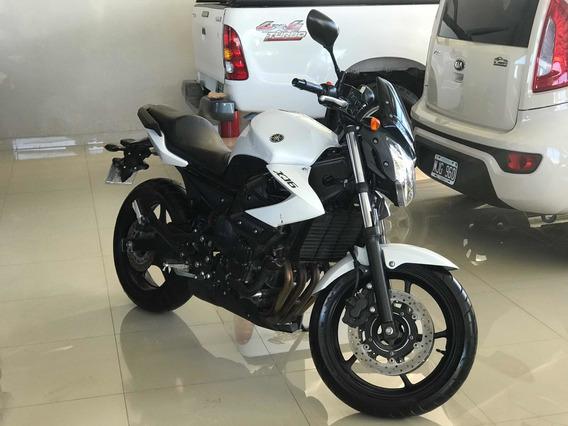 Yamaha Naked Xj6 600cc