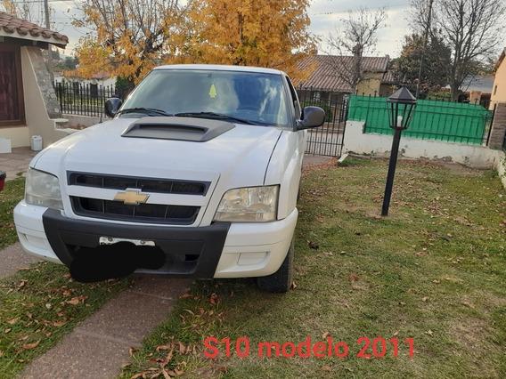 Chevrolet S10 2011 2.8 G4 Cs 4x2 Electronico