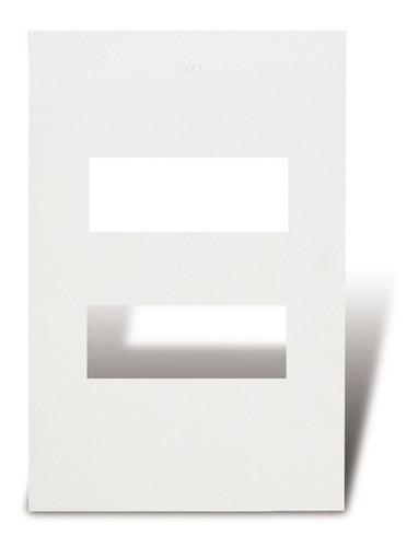 Imagen 1 de 4 de Cambre Tapa Lujo 2 Módulos Siglo Xxi 4132