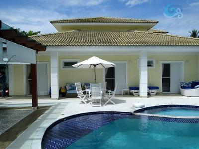 Casa A Venda No Condomínio Granville, Guarujá - Ca1394