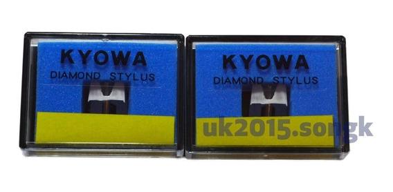 Agulha Kyowa Stanton 500/505 D400 D500 Etc Nova Made Japan!