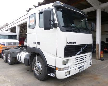 Volvo Fh380 - 6x2 - 2003 - Teto Baixo