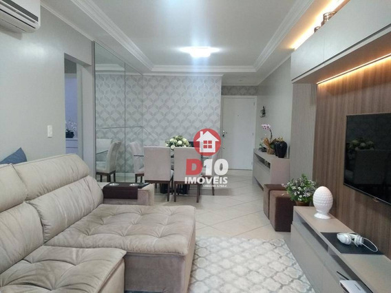 Apartamento À Venda - Centro - Criciúma/sc - Ap0695
