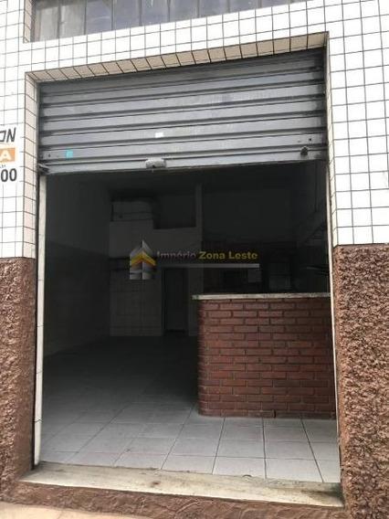 Salão Para Locação No Bairro Vila Dalila, 50 M - 3502