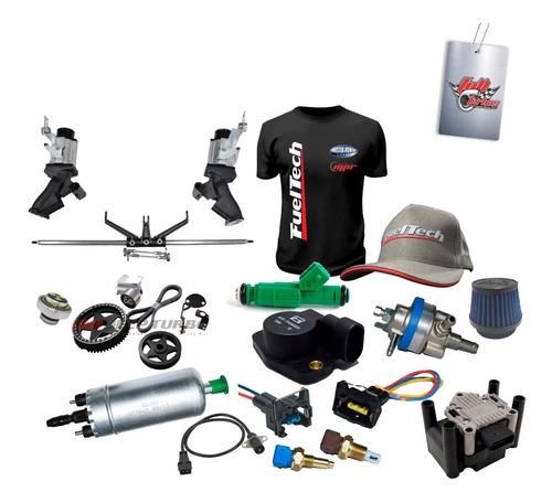 Imagem 1 de 1 de Kit Para Injeções Vw Ar Fusca Kombi S/ Fuel Tech +12x S/j
