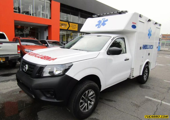 Ambulancias Np 300 Frontier 2020