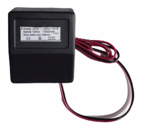 Cargador Bateria 12v 1amp Autos A Bateria Niños