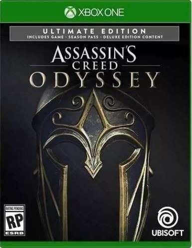 Assassins Creed Odyssey Ultimate Xbox Código 25 Dígito