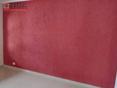 Casa Com 2 Dormitórios Para Alugar, 200 M² Por R$ 1.800/mês - Jardim Pinheiros - Valinhos/sp - Ca0554