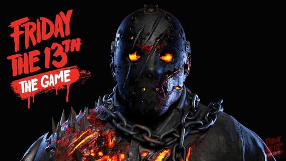 Friday The 13 The Game - Jason Tom Savini - Pc Steam Online