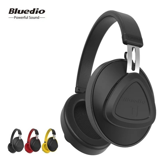 Headphone Blueetoth 5.0 Bluedio T Monitor (produto Novo)