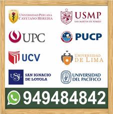 Clases De Matematica A Domicilio 949484842