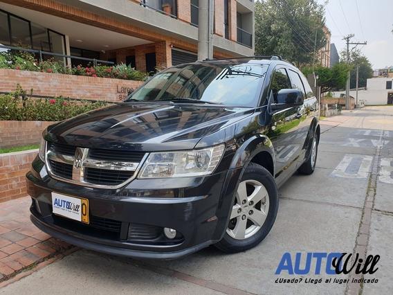 Dodge Journey Sxt Tp 2700cc V6 7ptos