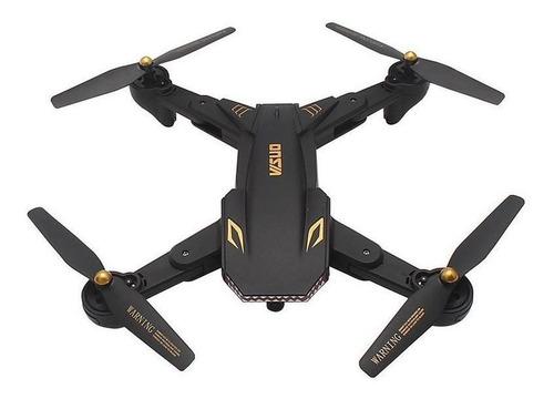 Drone Visuo XS809S com câmera HD black