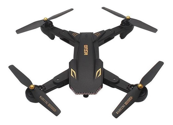 Drone Visuo XS809S HD black