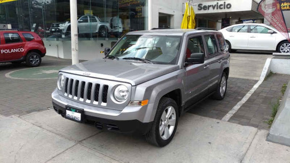 Jeep Patriot 5p Sport L4/2.4 Aut