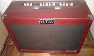 Amplificador Nativo St100r C/parlantes Celestion 2x65w C/fs