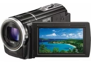 Filmadora Sony Hdr-pj10 Lcd 3 Projetor Integrado Full Hd Top -