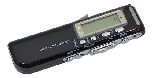 Grabador Voz Digital Portatil 8gb Mp3 Usb Periodista Prof.