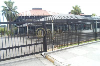 Excelente Área Industrial E Comercial, No Centro De Taboão Da Serra Com 2 Frentes - Rx8706