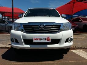 Toyota Hilux Cd 4x4 Srv Aut. Flex
