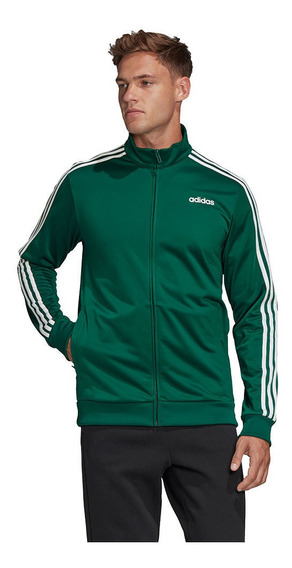 Campera adidas Essentials Tricot 3 Tiras 0389