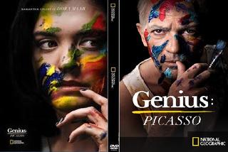 Box Genius A Vida De Picasso (antonio Banderas) 4 Dvds