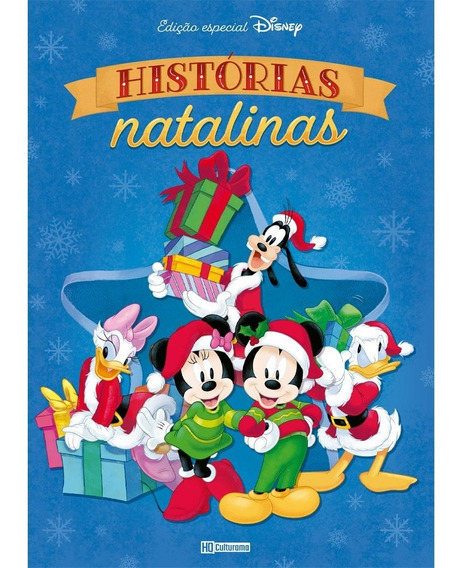 Hq Disney Historias Natalinas - Culturama