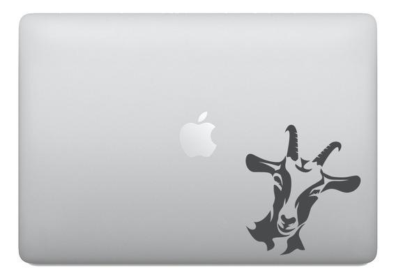 Adesivo Tablet Notebook Cabra Bode Macbook