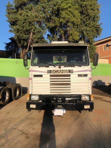 Imagem 1 de 14 de Caminhão Scania 1113 H Cavalo Truck 6x2