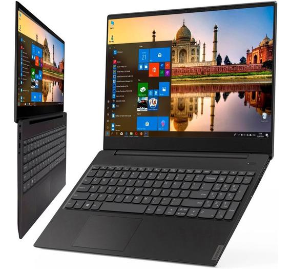 Notebook Lenovo S340 Intel Core I5 8va 8gb Ssd 128gb Win 10