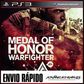 Medal Of Honor Warfighter - Jogos Midia Digital Ps3 Psn