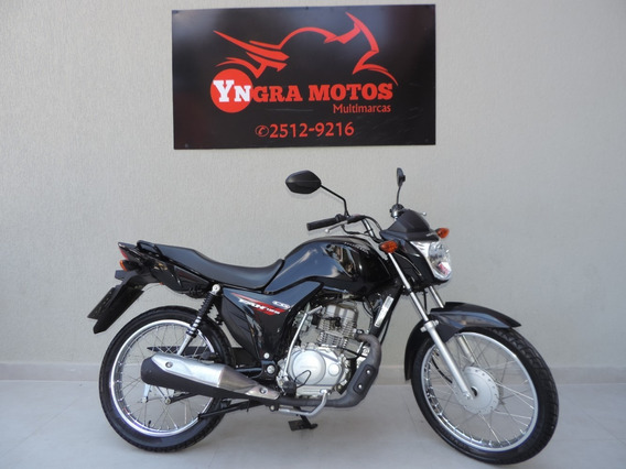 Honda Cg 125 Fan Ks 2015 C/ 6.125 Km