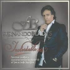 Cd Fernando Bladys Inolvidable Original Nuevo En Stock