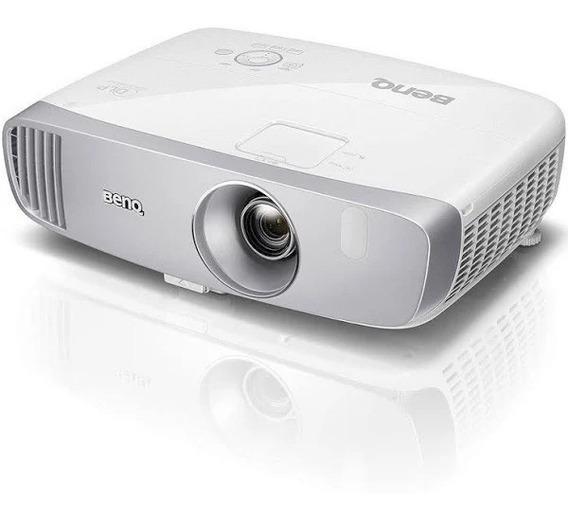 Projetor Benq Ht2050a 1080p 2200 Lumens Branco Dlp