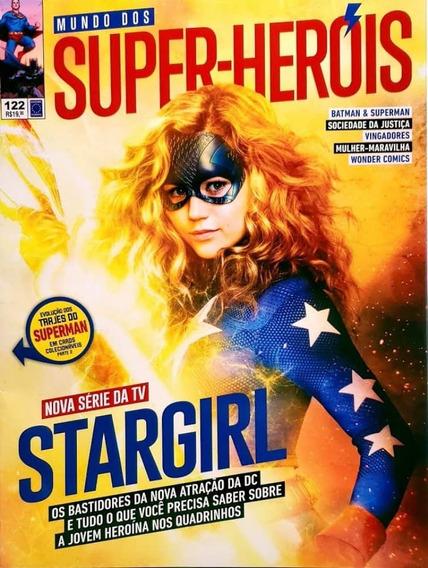 Revista Mundo Dos Super-heróis - Stargirl N°122