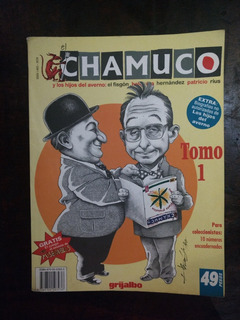 El Chamuco. Ariel Rosales Ortíz. Ed. Grijalbo. 1996.