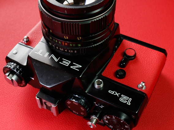 Câmera Fotográfica Analógica Zenit 12xp - V2