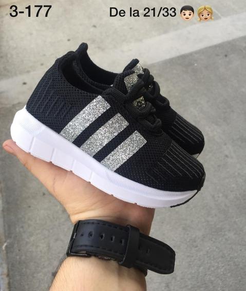 Tenis Niño Niña Deportivo, Zapatilla Zapato A