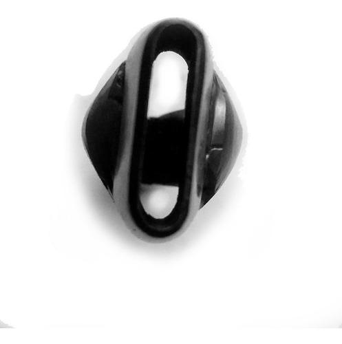 Sacabocado Oval A Golpe Para Hebilla Cuero 25x3mm A 25x5 Mm