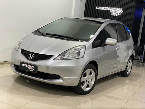 Honda Fit 1.4 Lx-l Mt 100cv 2011