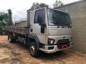 Ford Cargo 1119 15/16 Carroceria Ar Condicionado Baixa Km!!