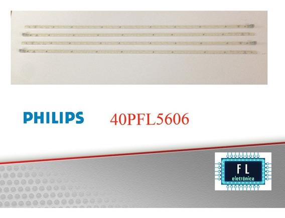 Kit De Réguas De Led Tv Philips 40pfl5606