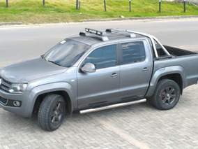 Volkswagen Amarok 2.0 Bi-turbo Version Highline-full Equipo