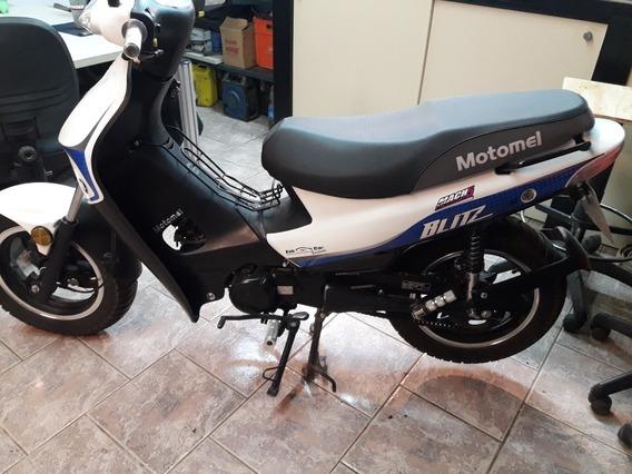 Motomel Blitz 110