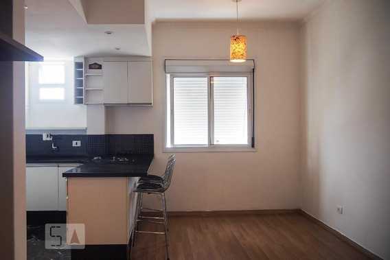 Apartamento Para Aluguel - Consolação, 1 Quarto, 48 - 893022100