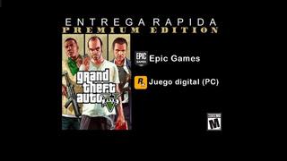Gta 5| Pc |orginal | Epic Game |grand Theft Auto 5 | Online