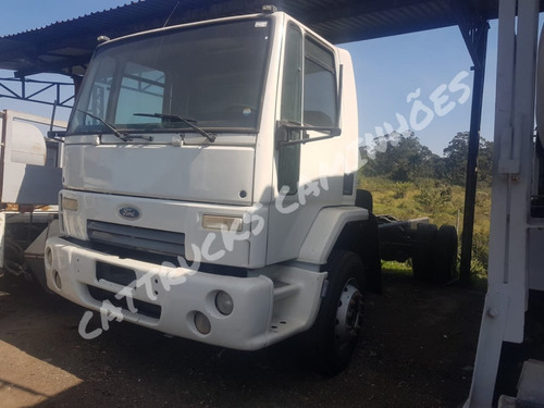 Ford Cargo 1717 Toco Ano 2011