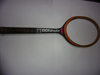 Raqueta Tenis Donnya Allwood Bjorn Borg Antigua Coleccion